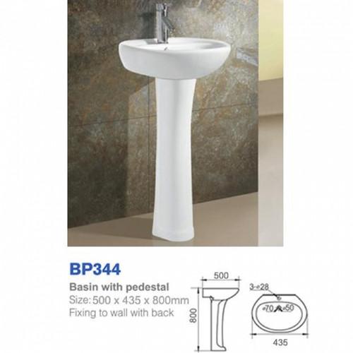 Richford Basin With Padestal BP344 (TA00001-00050)