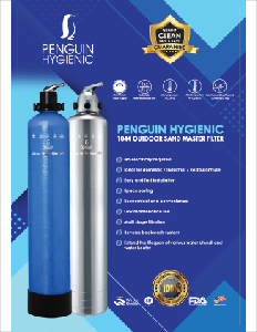 Penguin Hyginic Master Filter Flyer