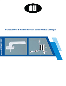 2018 Aluminium Door_Window Hardware Typical Product Catalogue