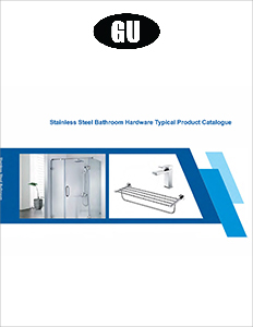 2018 Aluminum Door _ Window Hardware Catalogue for Home Decoration