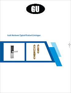 2018 Door Controls Hardware Typical Product Catalogue