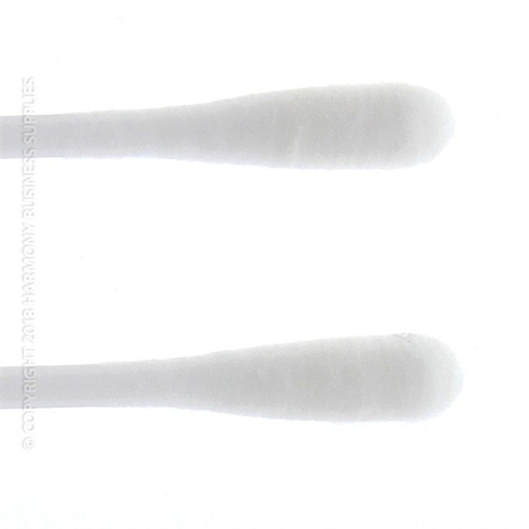 Puritan Sterile Double Polyester Swabs, Regular Tip, 6 in., Polystyrene Shaft | Harmony Lab and Safety Supplies