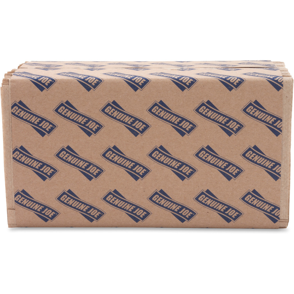 Get Genuine Joe Single-Fold Value Paper Towels, 250/16pack, 4000 /case at Harmony Lab & Safety Supplies.