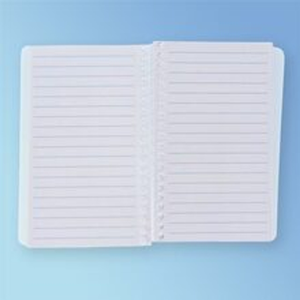 """Get Cleanroom Notebook, Latex-Free 28#, 3"""" x 5"""" Ruled, 100 Pages, ea PNB35 at Harmony"""