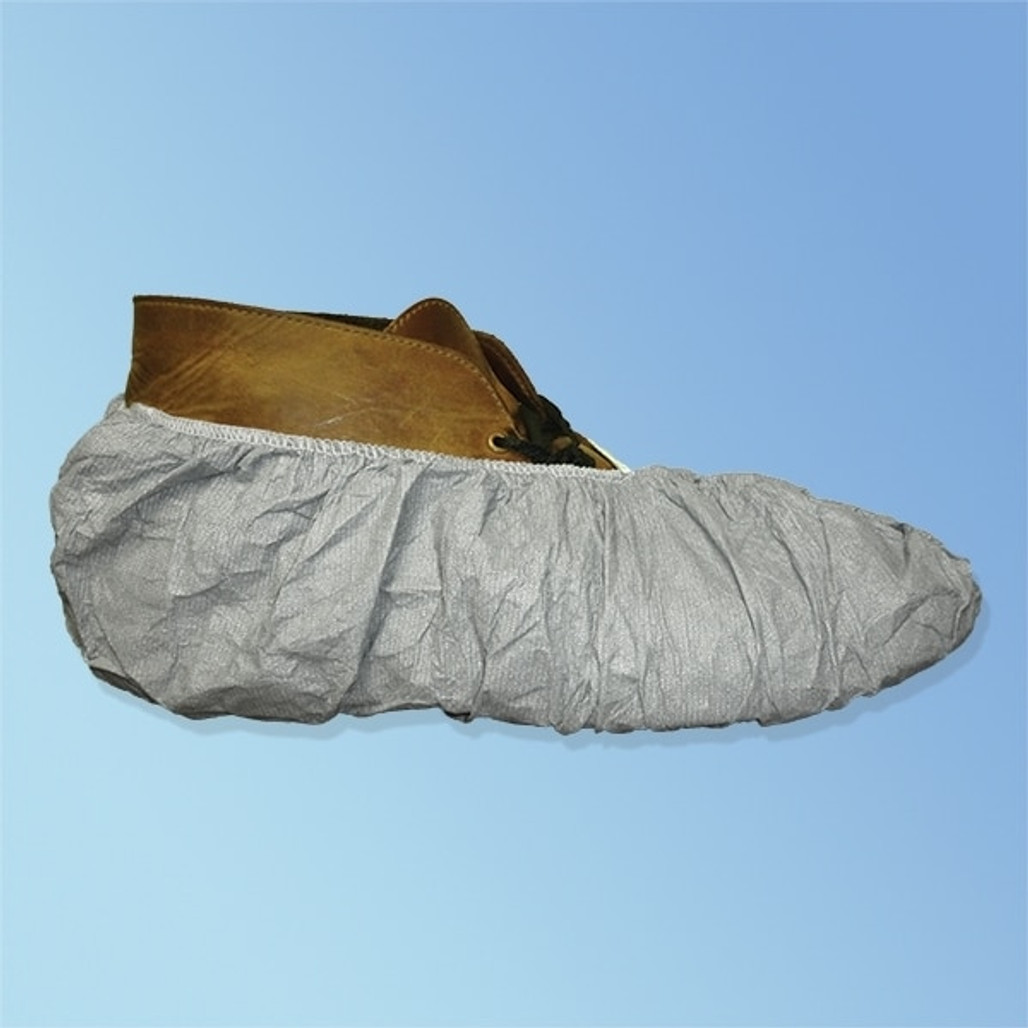 Get Tyvek Shoe Cover, Non-skid sole, 50 pairs/case FC450S at Harmony