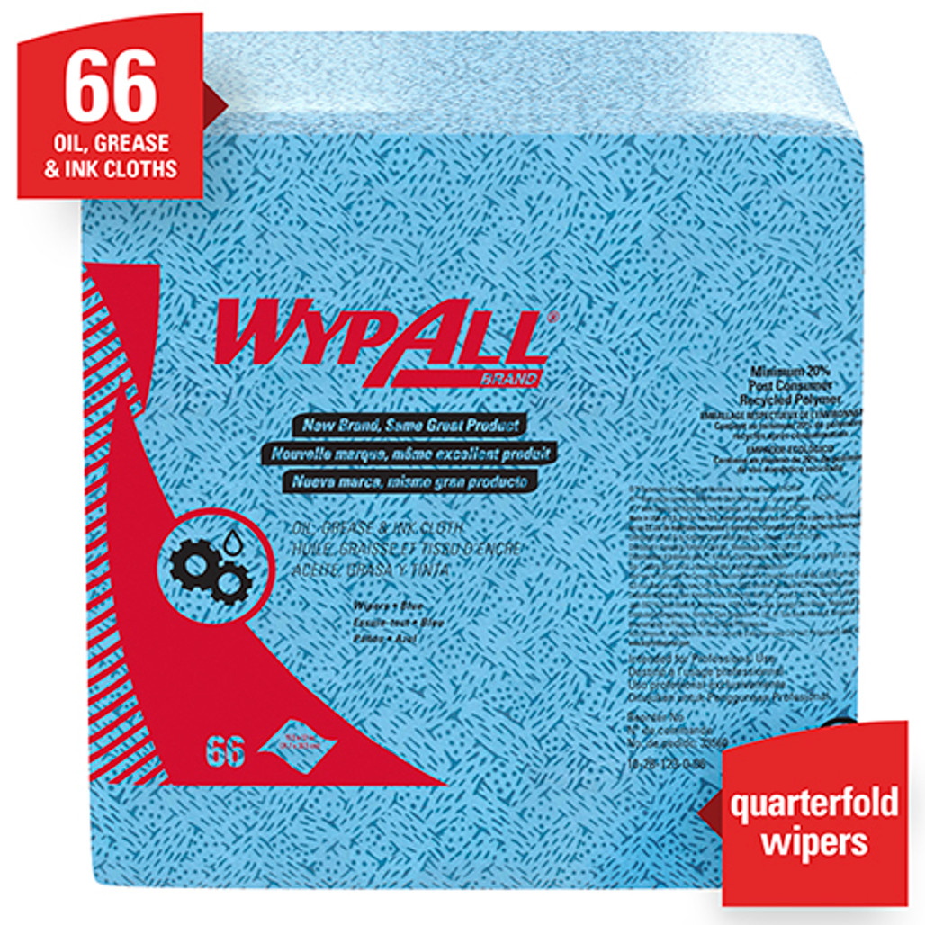 Kimtech Wipes Rebranded as Wypall Wipes