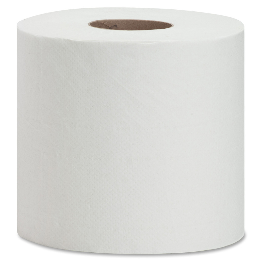 """Genuine Joe 2 Ply Center Pull Towels, 7.30"""" x 10"""", 600' roll, 6 rolls /case 