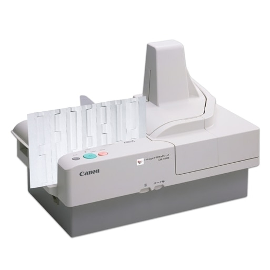 Get Canon CR-25, CR-55 and CR-180 Check Transport Waffle Technology Cleaning Card, 15/Box XKWCAN-C1B15WS at Harmony