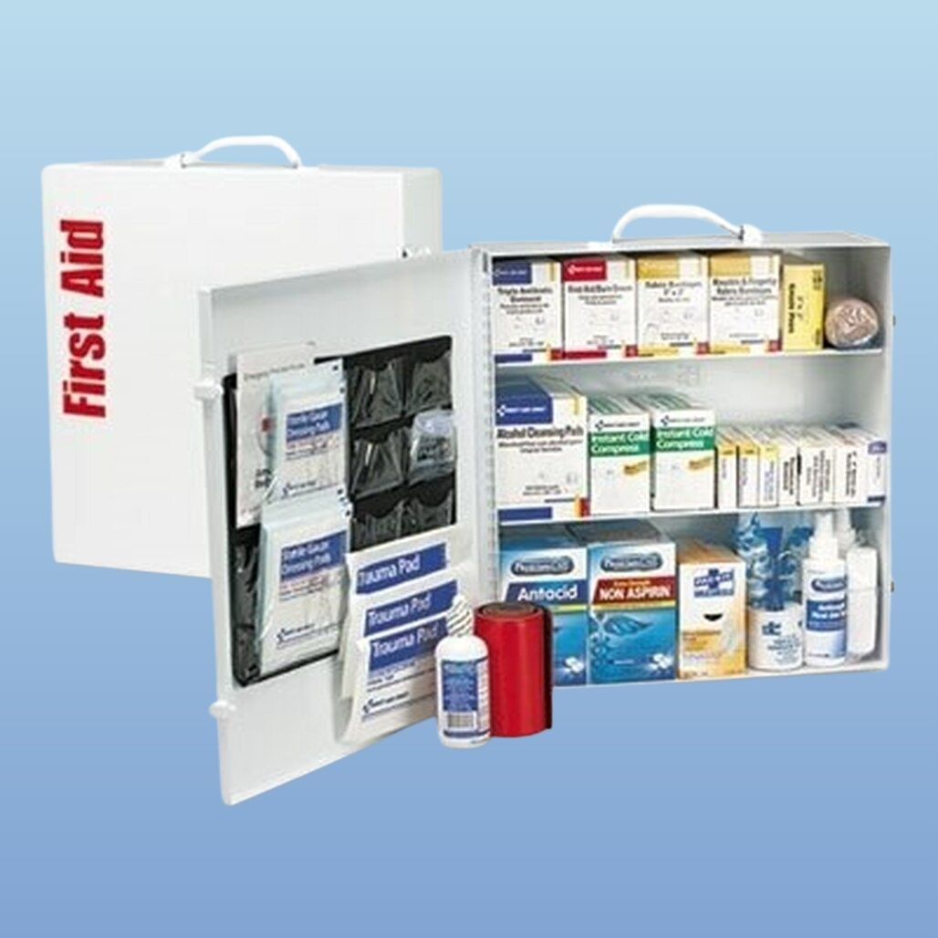 First Aid Only 100 Person, 683 Piece First Aid Kit
