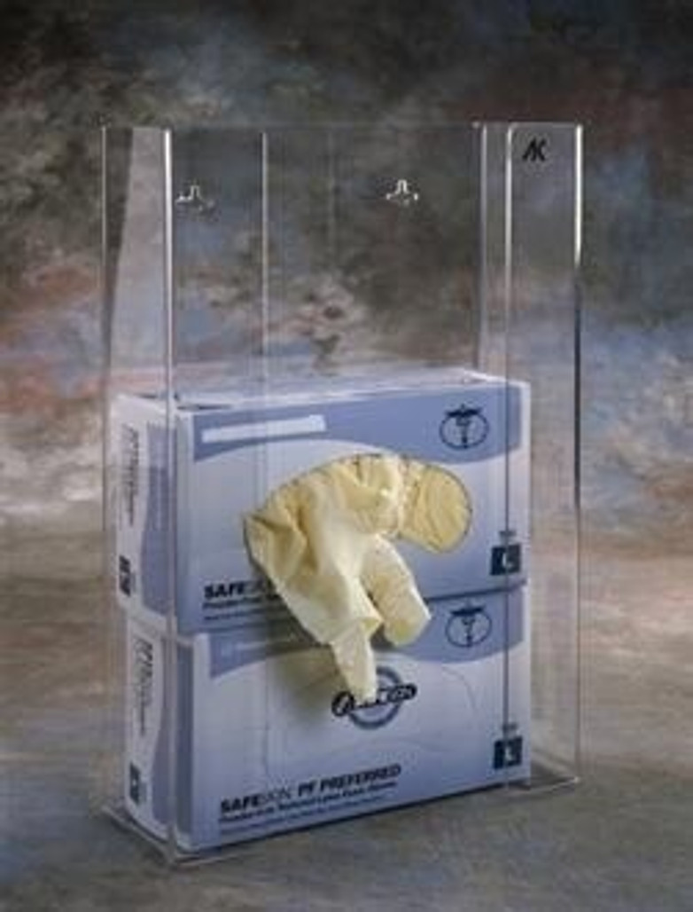 Triple Glove Box Holder, each | Harmony Lab and Safety Supplies