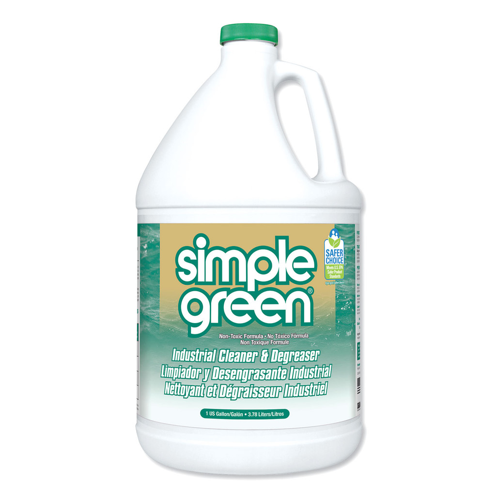 Get Simple Green Concentrated All-Purpose Cleaner, 6 gal/case LSMP13005 at Harmony