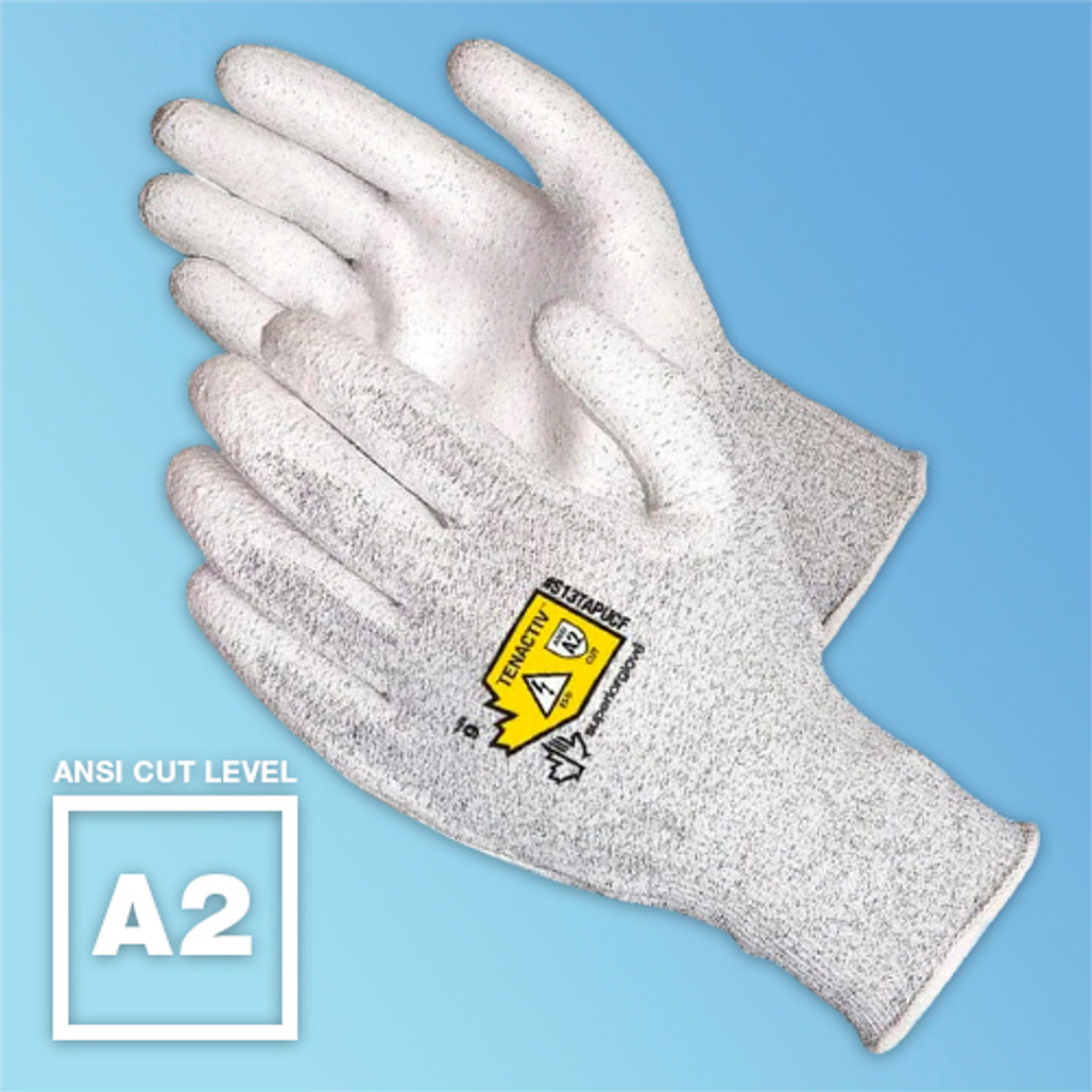 ESD Safe Cut Resistant Glove ANSI A2 at Harmony