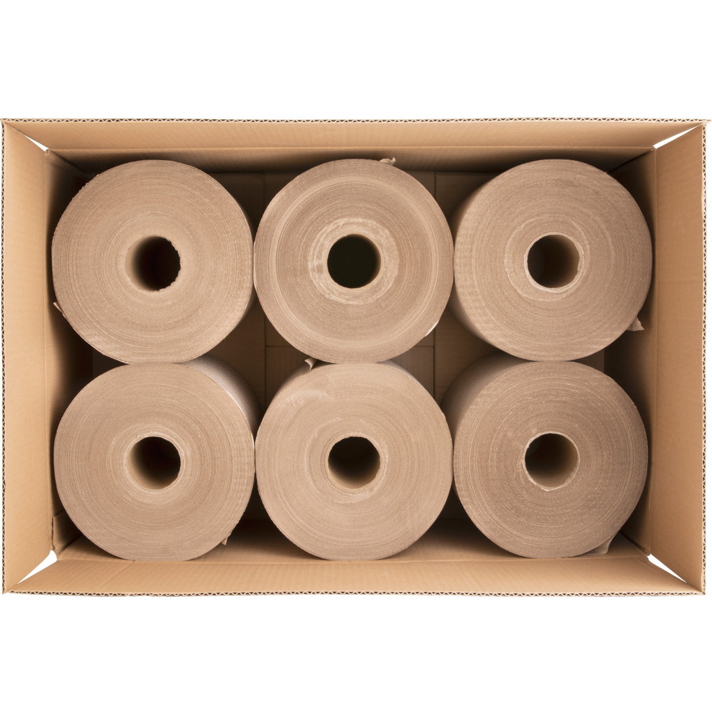 Get Genuine Joe Embossed Hardwound Roll Towels, 800ft, 6/case at Harmony Lab & Safety Supplies.