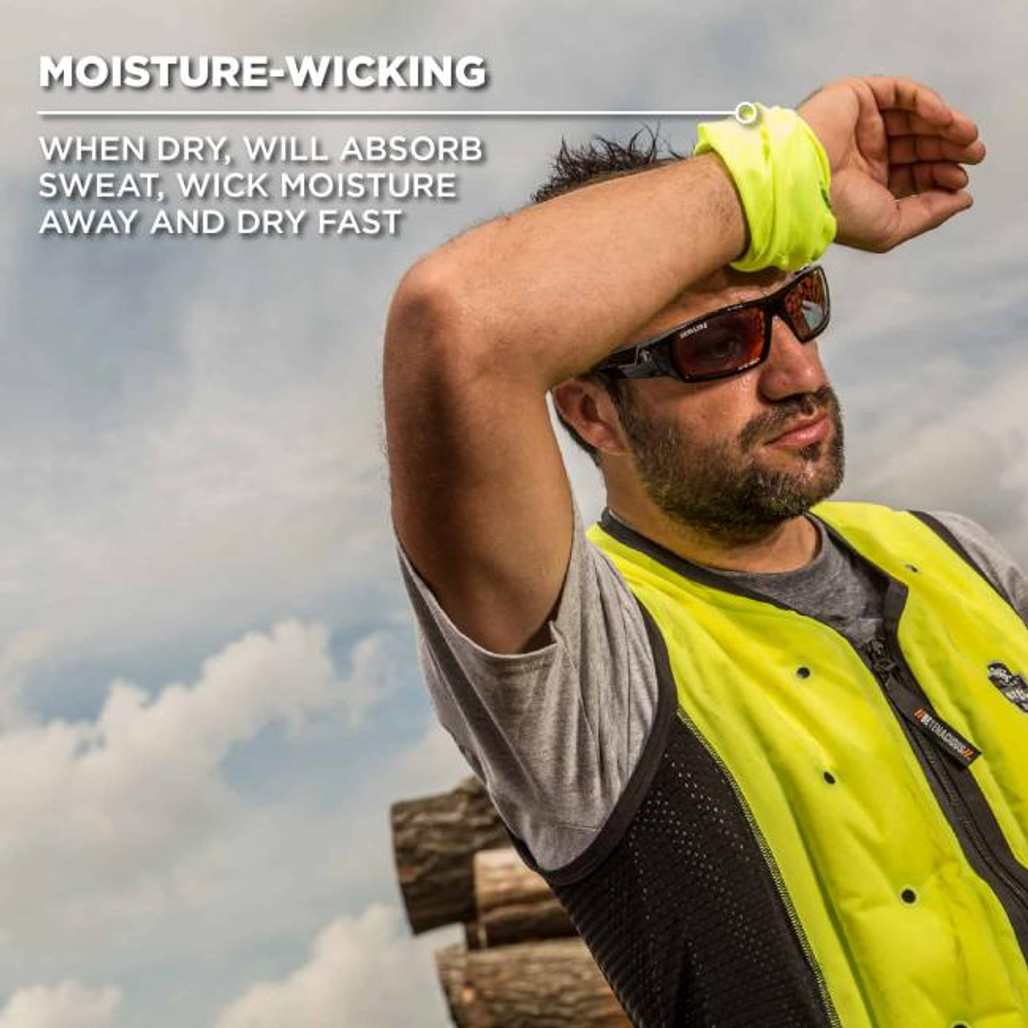 Get the moisture wicking Chill-Its® 6485 Multi-Band at Harmony