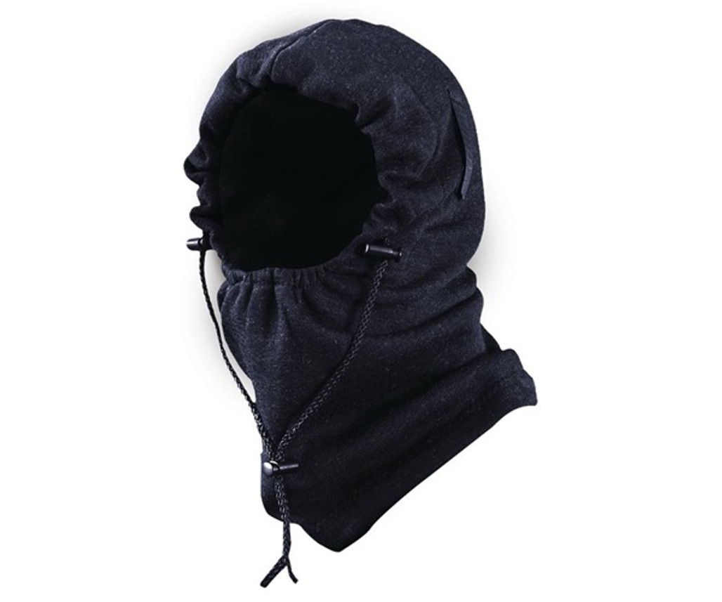OccuNomix 3-in-1 Fleece Balaclava, Navy Blue (1070-01) at Harmony Lab & Safety Supplies