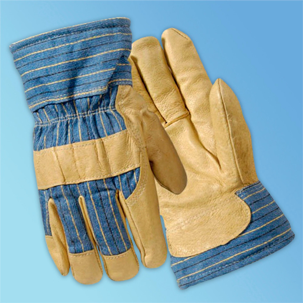 Get Wells Lamont Leather Palm Glove at Harmony