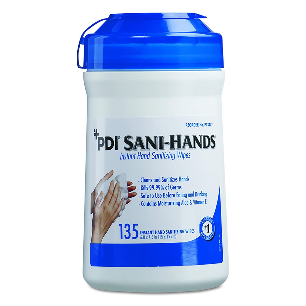 Sani-Hands Disinfecting Hand Wipes