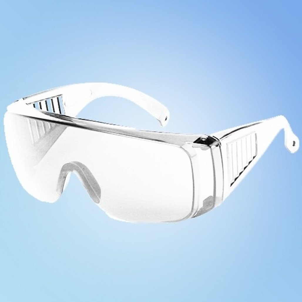 iNOX Armour Visitor's Safety Glasses, Clear at Harmony Lab and Safety