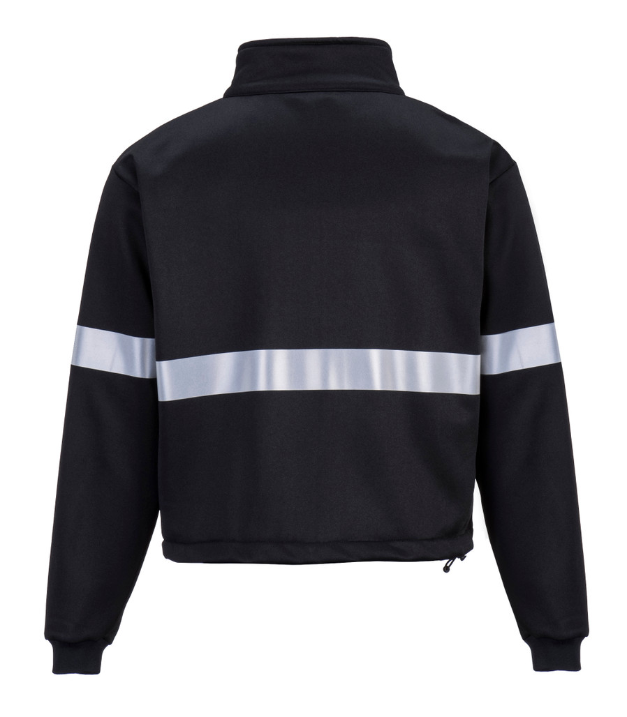 Portwest US365 Detachable Inner Sweatshirt by Harmony Lab & Safety Supplies (back view)