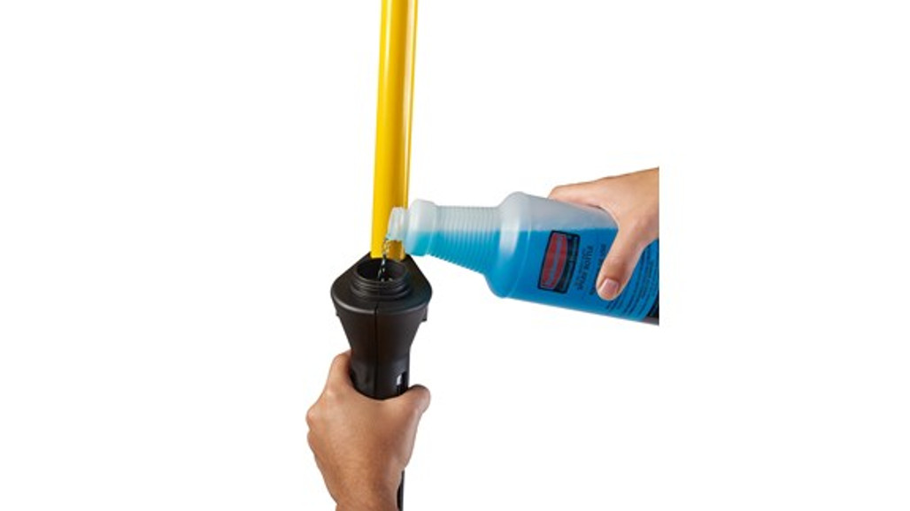 Rubbermaid Commercial 1835528 Hygen™ Pulse™ Bucketless Mopping System with Onboard Reservoir   Harmony Lab and Safety Supplies