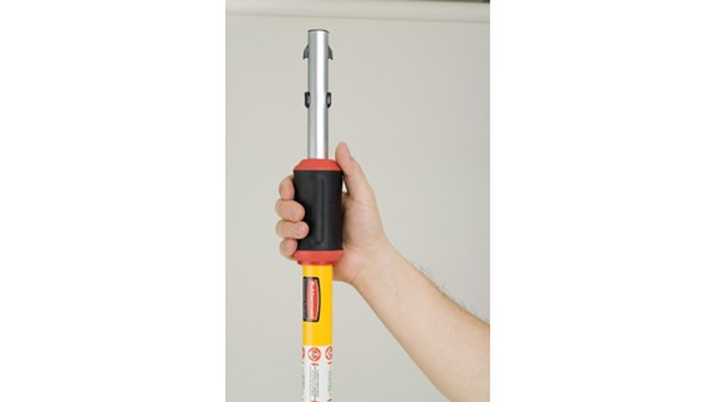 """Hygen™ Quick Connect Handle, 48""""-96"""", Yellow (FGQ76500YL00)