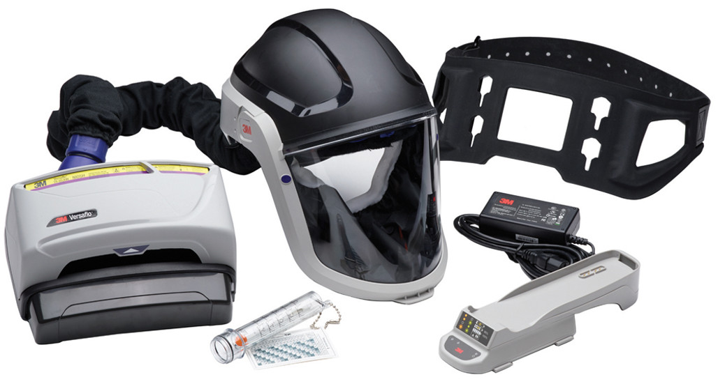 3M Versaflo TR-600-HIK Heavy Industry PAPR Complete Assembly   Harmony Lab and Safety Supplies