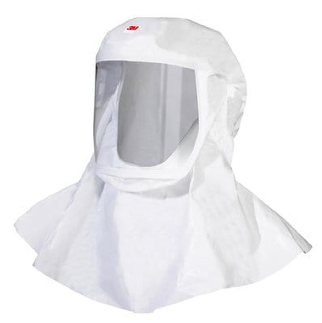3M Versaflo S-433L Hood with Integrated Head Suspension   Harmony Lab and Safety Supplies