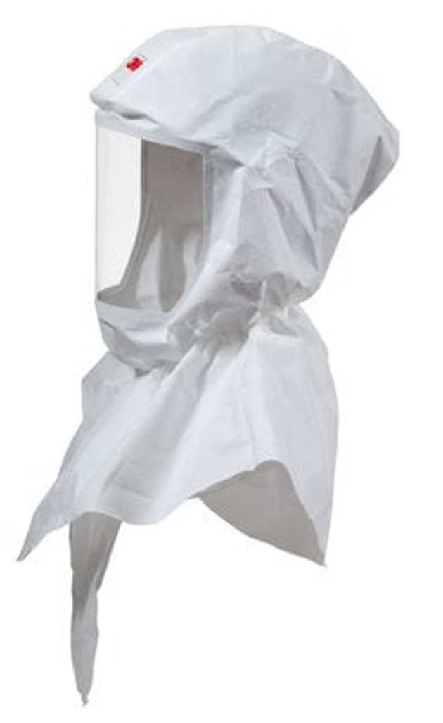 3M Versaflo S-707-10 Replacement Painters Hood with Inner Shroud for Premium Head Suspension | Harmony Lab & Safety Supplies