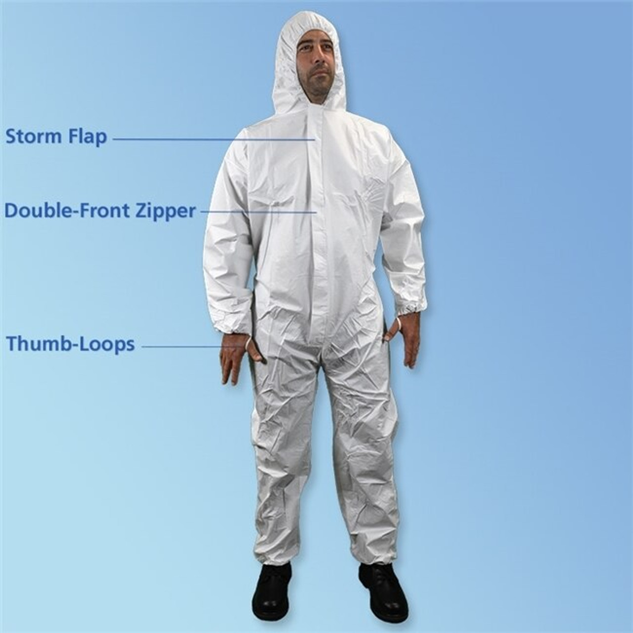 Cleanroom Supplies Cleanroom Coveralls