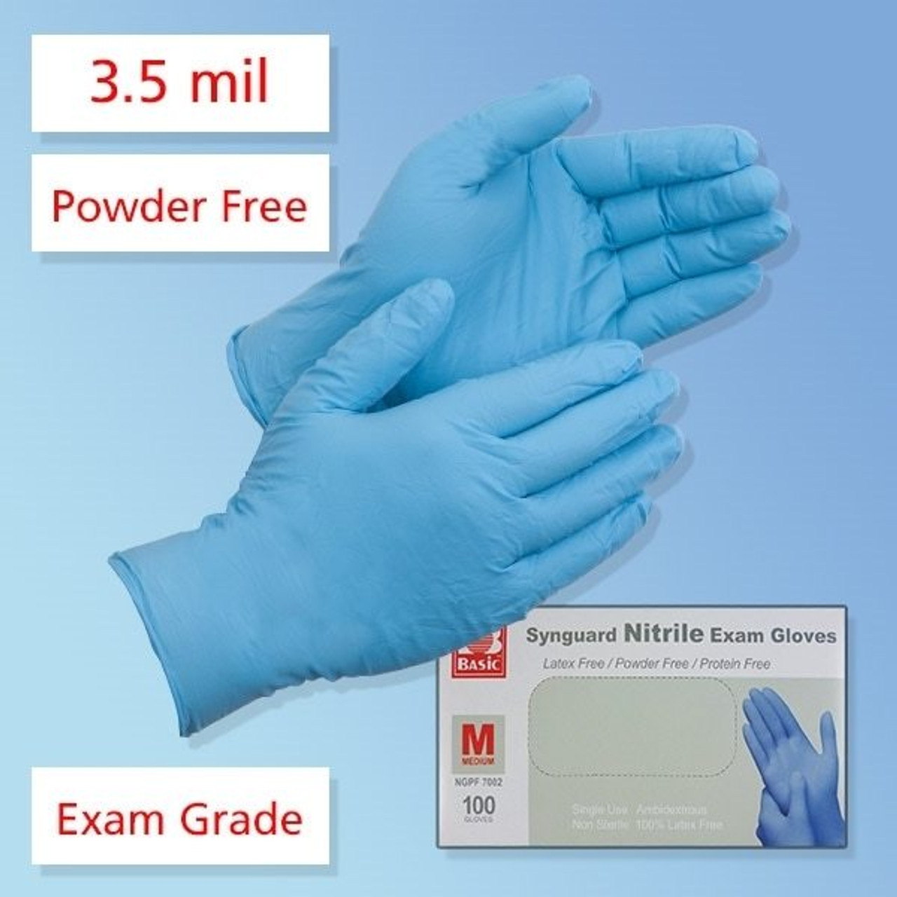 Medical Office Disposable Gloves