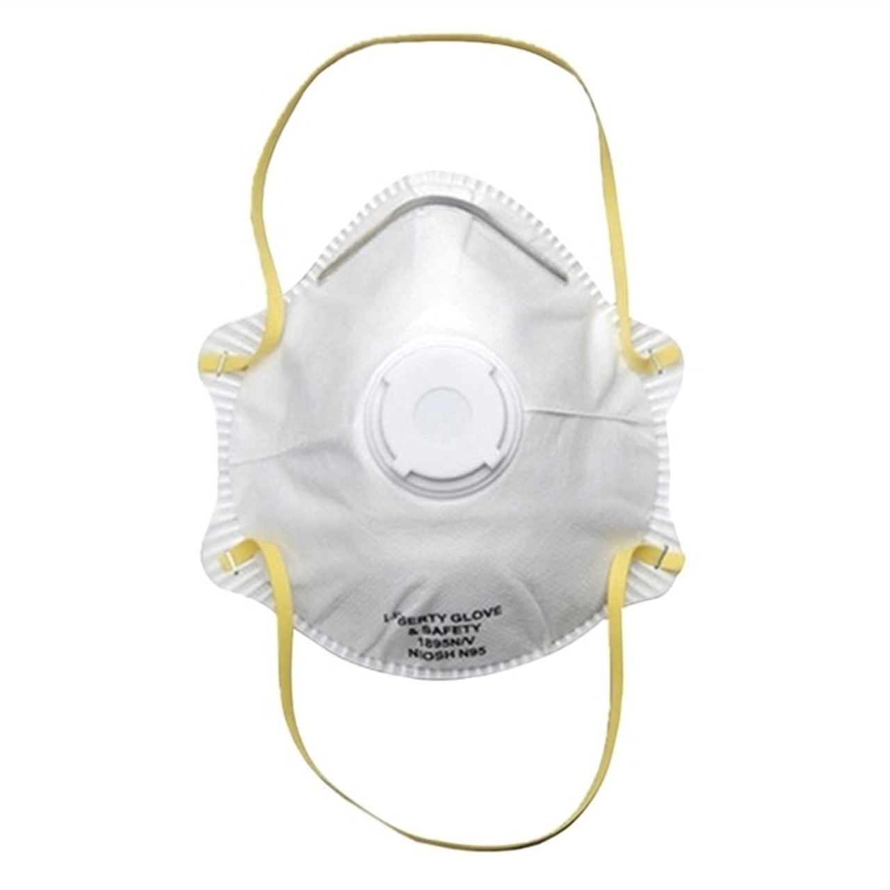 Duramask Breather Respirator Particulate N95 box With 10 Valve