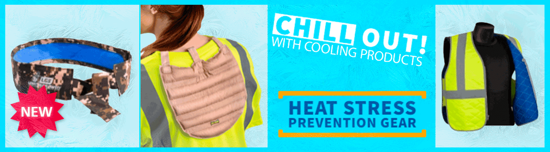 heat stress prevention gear