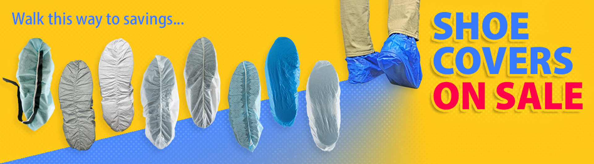 Shoe Covers On Sale