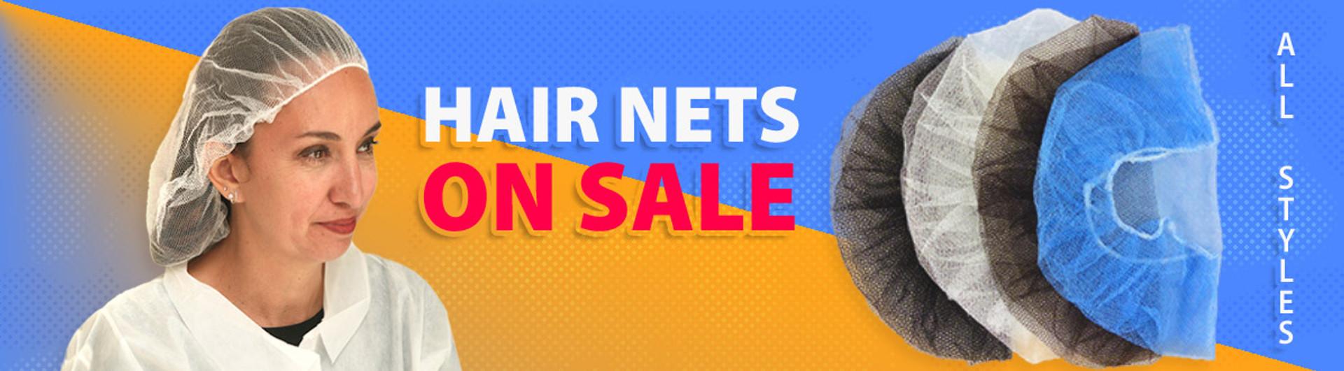 Hair Nets on sale