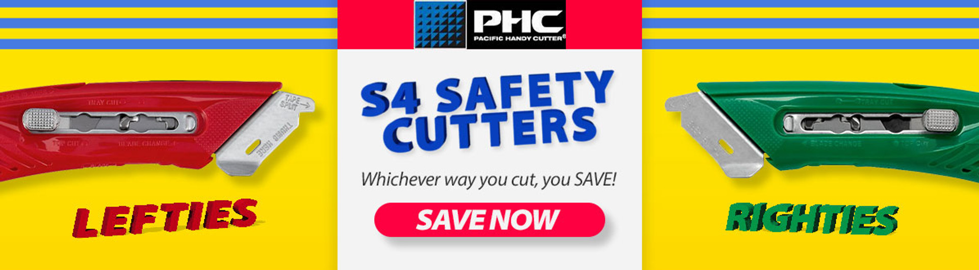 S4 Safety Cutters