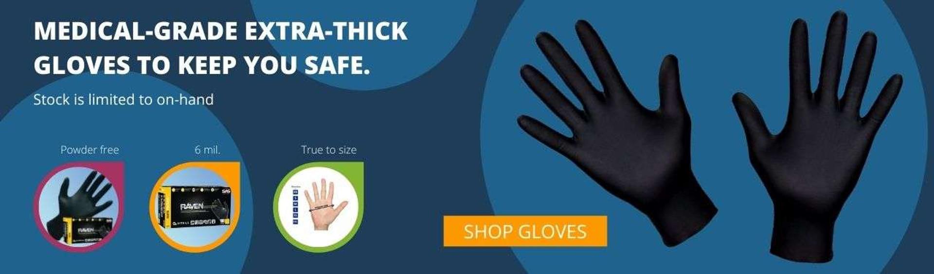 black-nitrile-exam-gloves