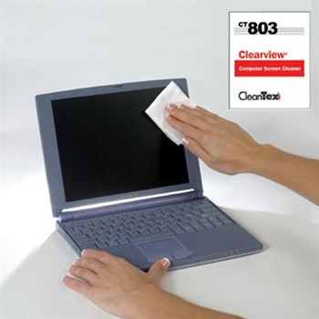 CleanTex Clearview Monitor Wipes