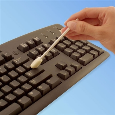 CleanTex CT815 Alcohol-saturated Keyboard WetSwab