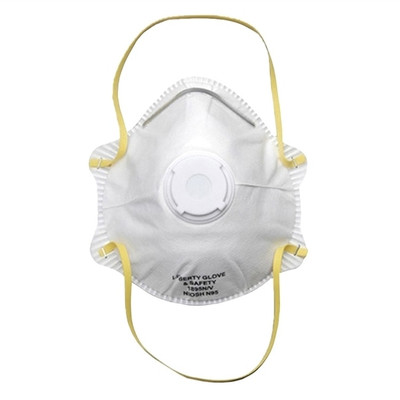 N95 Particulate Respirator with Breather Valve