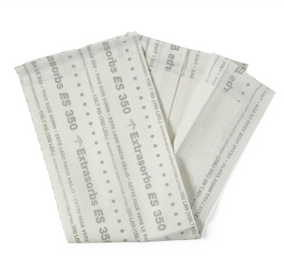 Medline EXTSB3036A350 Extrasorbs Extra Strong Disposable Drypad