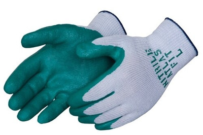 Atlas 350 Textured Nitrile Palm Coated Glove