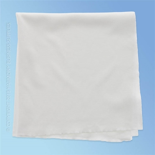 TekniClean Microdenier Cleanroom Wiper, Ultrasonic Sealed Edges, 9 x 9 in., 10bags/case | Harmony Lab and Safety Supplies
