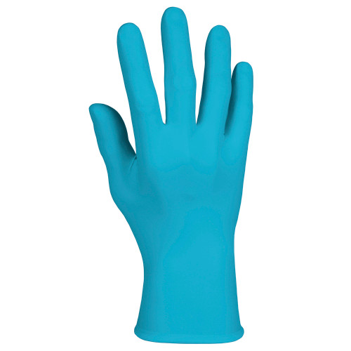 Kleenguard G10 Blue Nitrile Food Service/General Purpose Gloves, 6 mil, Powder Free | Harmony Lab and Safety Supplies