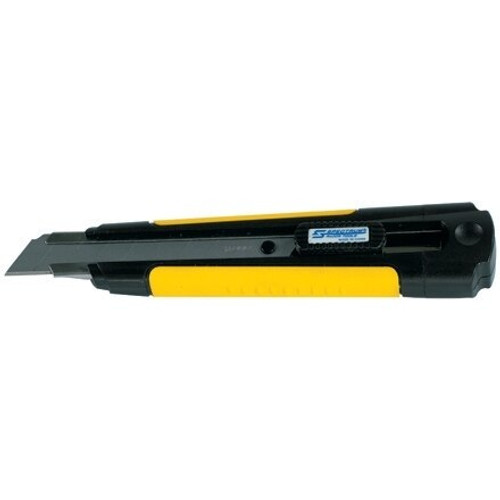 Get Steel Track 8 pt. Snap Blade Knife with Grip, ea BKN120 at Harmony