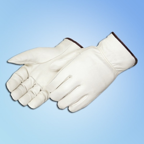 Get Leather Driver Glove, Straight Thumb, 12 pair LIB6130 at Harmony