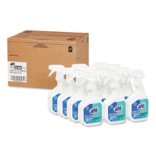 Get Formula 409 Cleaner Degreaser Disinfectant Spray, 32 oz 12/case L35306 at Harmony