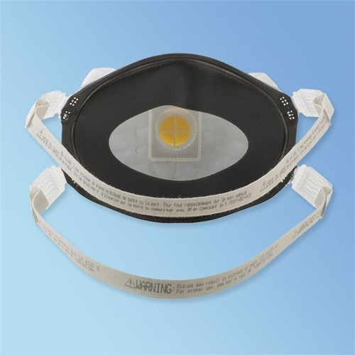 3M 8233 N100 Respirator Mask, each | Harmony Lab and Safety Supplies