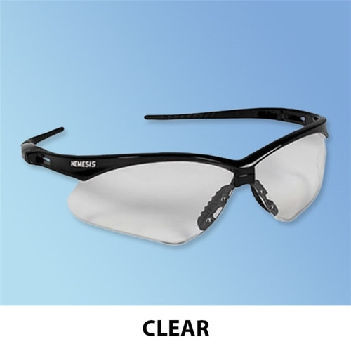 Get Jackson Safety V30 Nemesis Safety Glasses, Black Frame, ea LJAK-V30 at Harmony