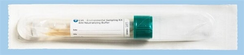 EnviroMax Plus Sampling Kit with Neutralizing Buffer, 4 mil and 10 mil | Harmony Lab and Safety Supplies