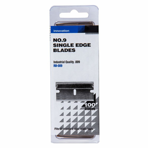 Replacement Single Edge Blades | Harmony Lab and Safety Supplies